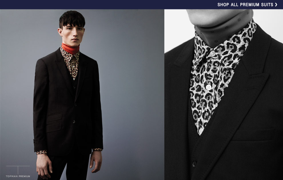 topman suits autumn winter suits preview - premium suits - look 2 xbijmxu