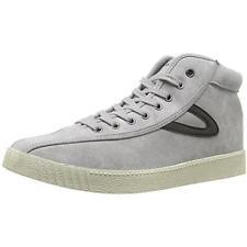 tretorn shoes tretorn 0023 mens nylite hi7 suede hi top casual fashion sneakers shoes bhfo ntbfbcx