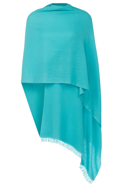 turquoise cashmere pashmina sxyntkb
