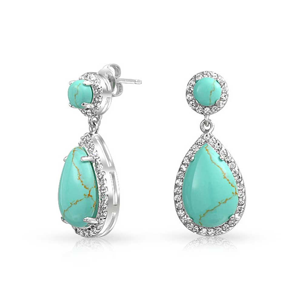 Characteristic Features Of Turquoise Jewellery