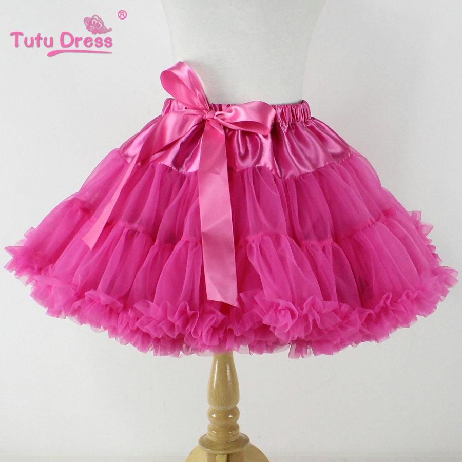 tutu skirts aliexpress.com : buy baby girls chiffon fluffy pettiskirts tutu princess  party skirts ballet dance apjgmji