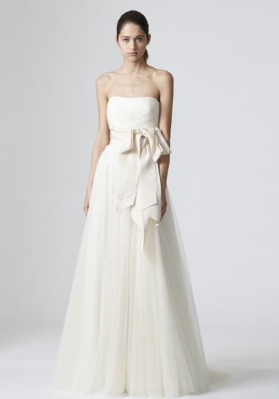 vera wang bridal bridal/iconic gwlyzwg