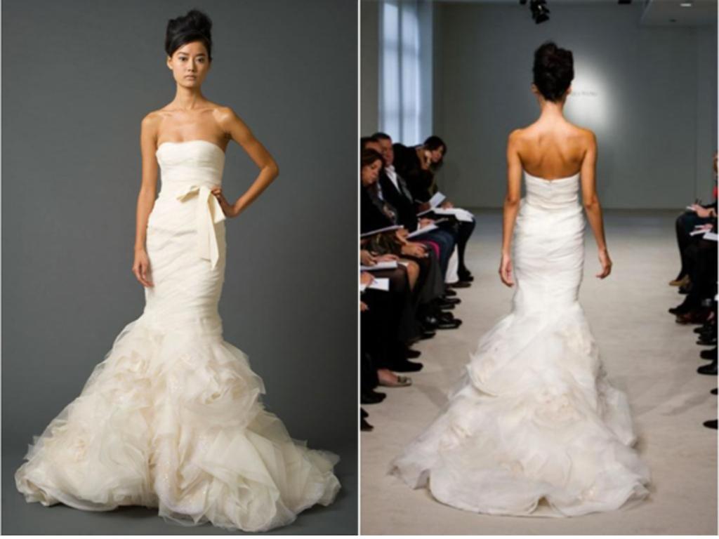Vera wang bridal – A Comfortable Wedding Gown