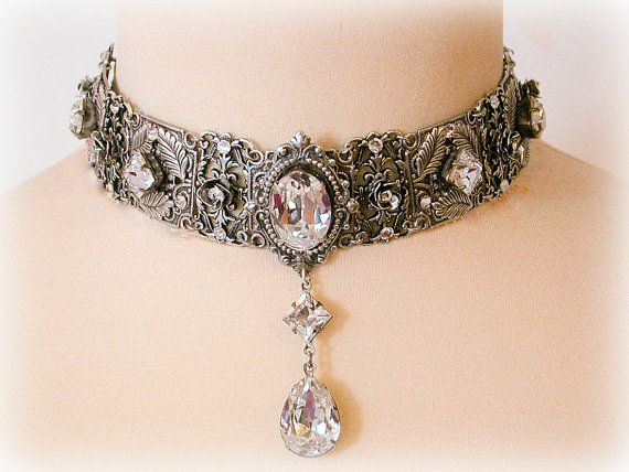 A glimpse of Victorian jewelry