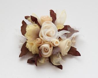 vintage floral brooch - chanel brooch - brooch pin - flower brooch -  clothing rwsyboz