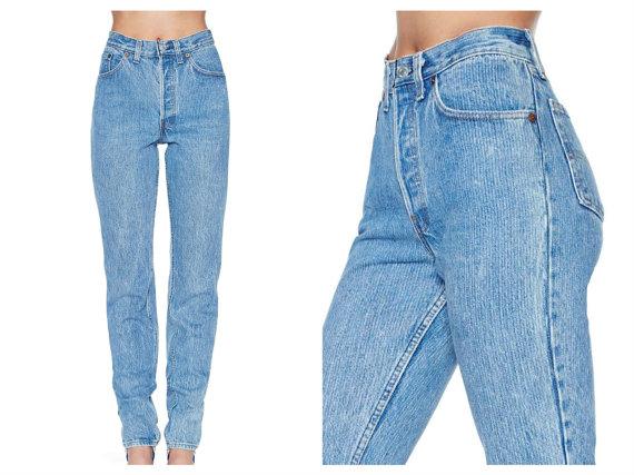 vintage jeans waxdnet