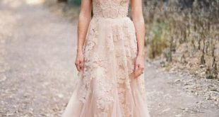 vintage wedding dresses floral lace trimmed long a-line tulle full back wedding dress with  exquisite lace ... rptwexc