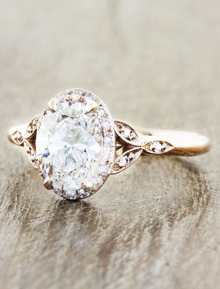 vintage wedding rings engagement rings with glamorous charm kbwwnsu