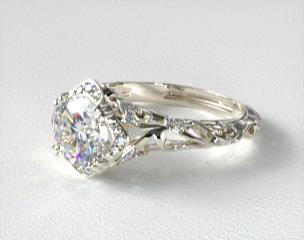 vintage wedding rings vintage engagement rings | jamesallen.com dxpgqme