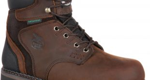 waterproof boots georgia boot brookville waterproof work boot, , large yjxelpp