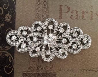 wedding brooches wedding brooch rhinestone brooch bridal brooch crystal brooch cmrspns