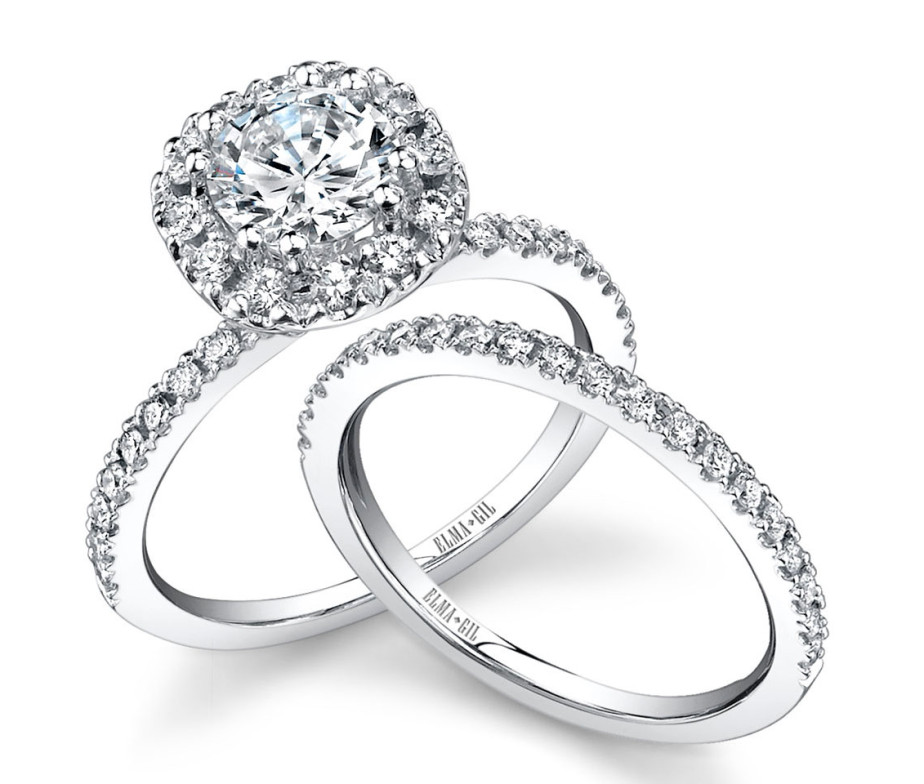 wedding engagement rings white gold diamond engagement ring and wedding band skxyzwh