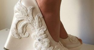 wedding shoes wedges best 25+ wedge wedding shoes ideas only on pinterest | bridal wedges, bridesmaid  shoes ictkume
