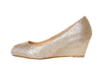 wedding shoes wedges wedding wedge ivory wedding wedges wedge shoes wedges bridal wedge glitter wedge  shoes glitter ztxrlke