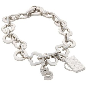 white gold charm bracelet white gold charm bracelets lxsntdz