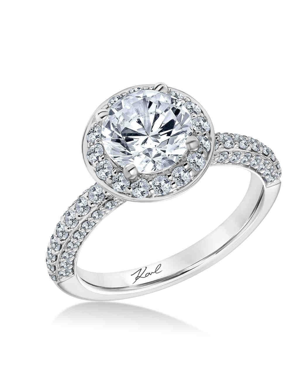 white gold rings karl lagerfeld white gold engagement ring hljvtku