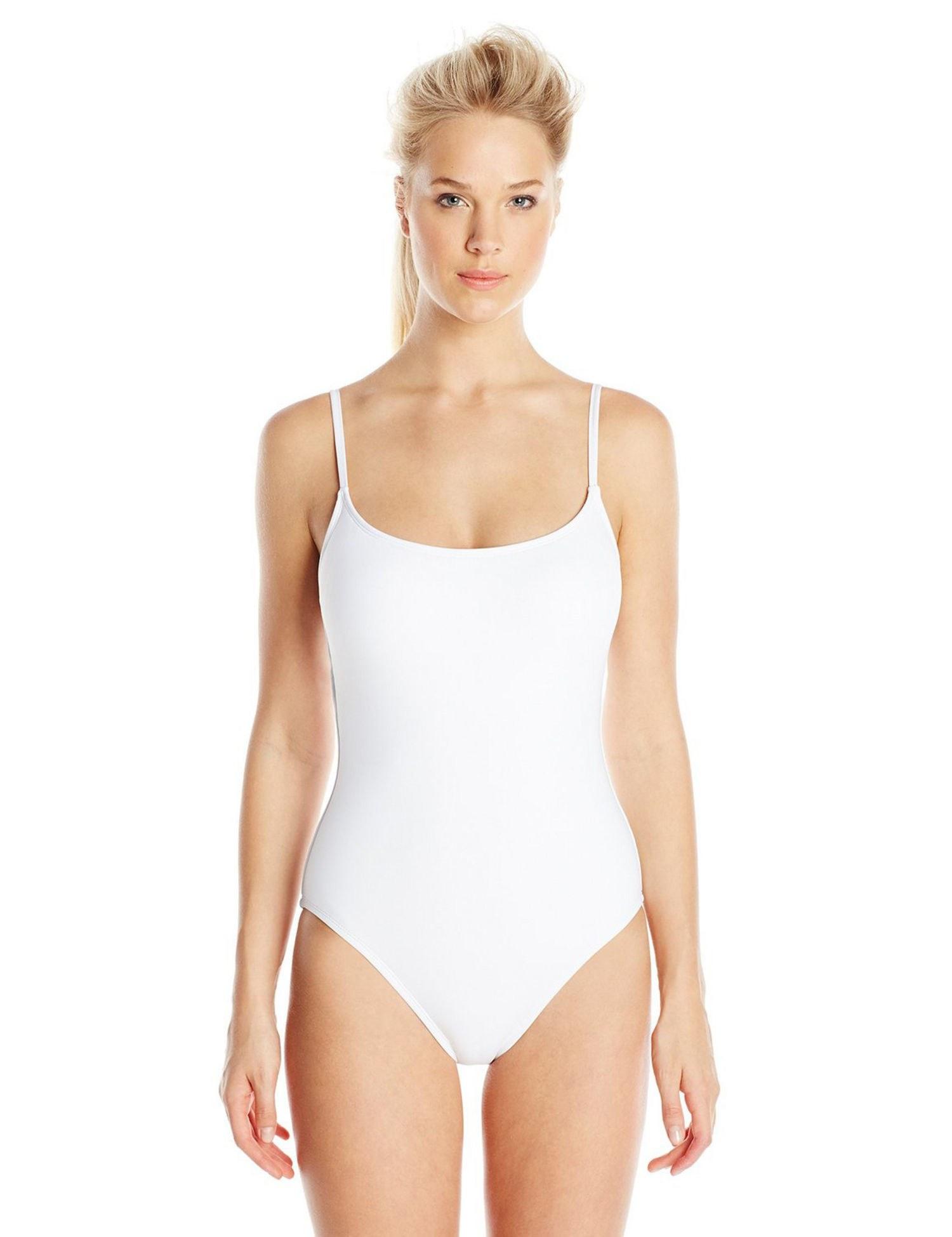 white swimsuit 10 white swimsuits that arenu0027t see-through when wet | glamour qtsekoa
