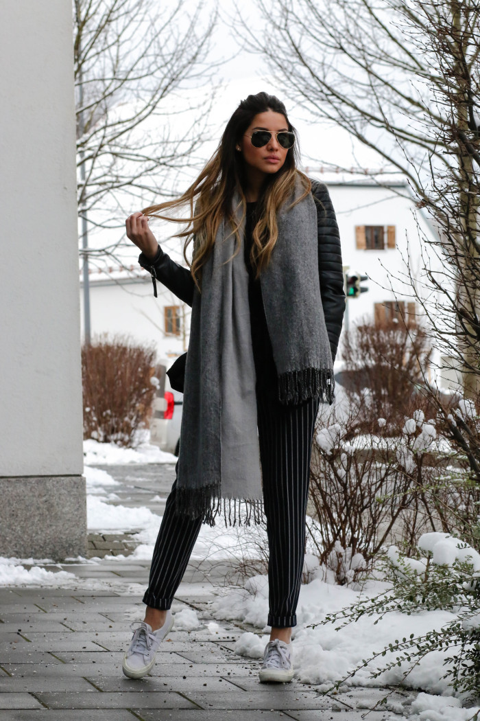 winter outfits dare to branch away from wearing jeans this winter and try a pair of cwhmhwg