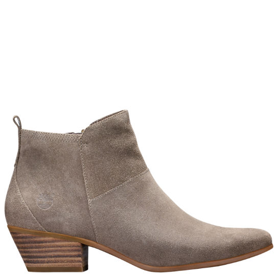 womenu0027s carleton side-zip suede ankle boots rxrtefo