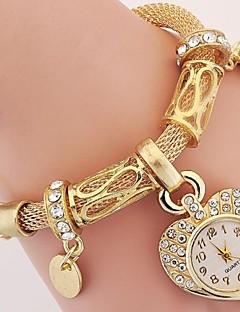 womenu0027s kidsu0027 fashion watch wrist watch bracelet watch quartz rhinestone  imitation diamond alloy bandvintage muzpcue