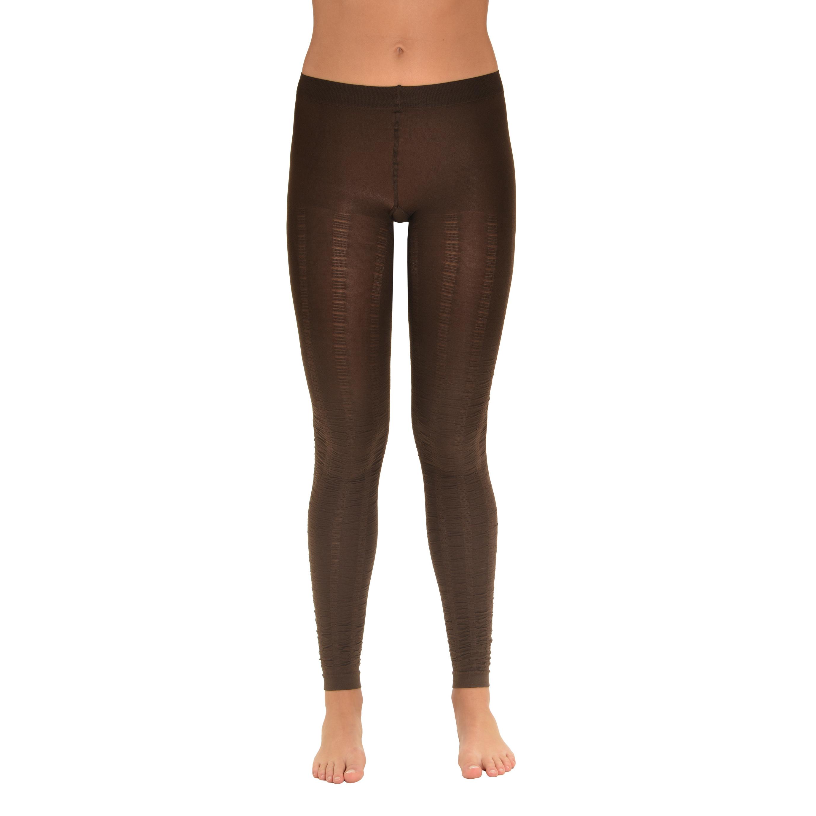 womens footless tights ruching burgundy gray or brown leggings made in  italy - walmart.com eereltz