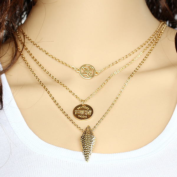 Womens Gold necklaces – Get that Rich Look