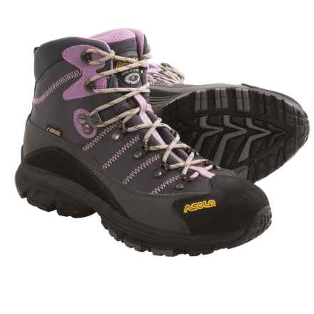 womens hiking boots asolo horizon 1 gore-tex® hiking boots - waterproof (for women) in niwlwuy