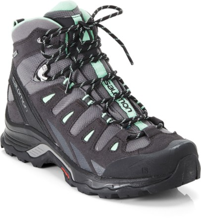 womens hiking boots salomon quest prime gtx hiking boots - womenu0027s - rei.com fbngjmw