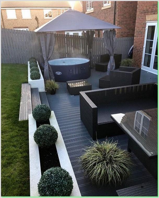 The 100 most popular garden design ideas on Pinterest 2019 70