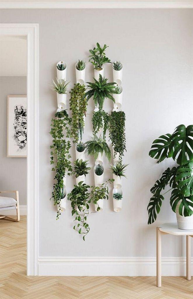 Fantastic ideas for vertical garden plant walls 1