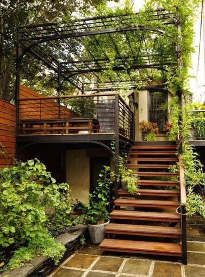 15 minimalist staircase design ideas 4