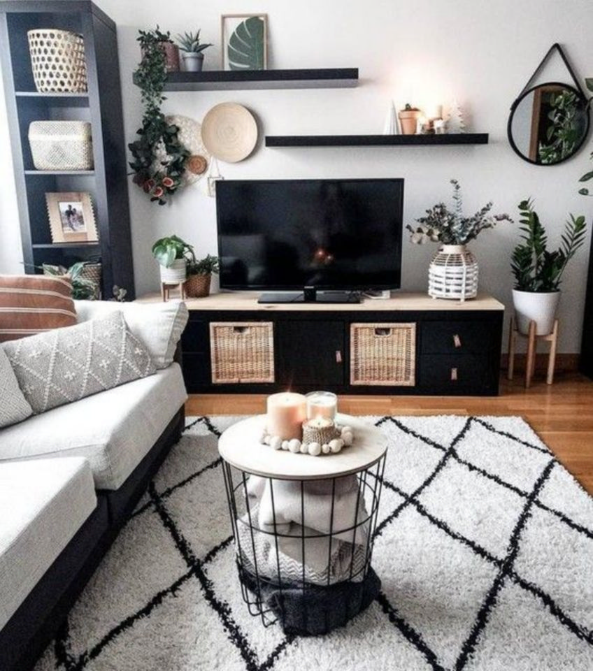 Cozy boho living room ideas and several modern decor themes to know about 4