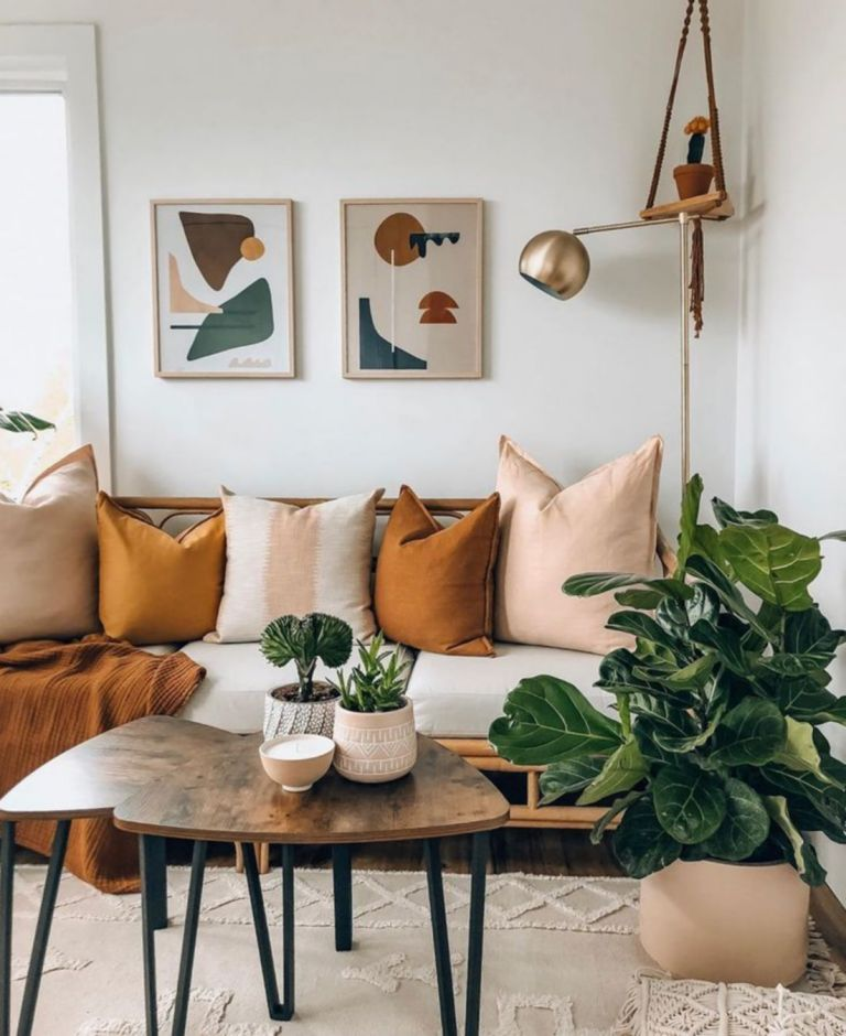 Cozy boho living room ideas and multiple modern decor themes that you can think of over the age of 15.  should know