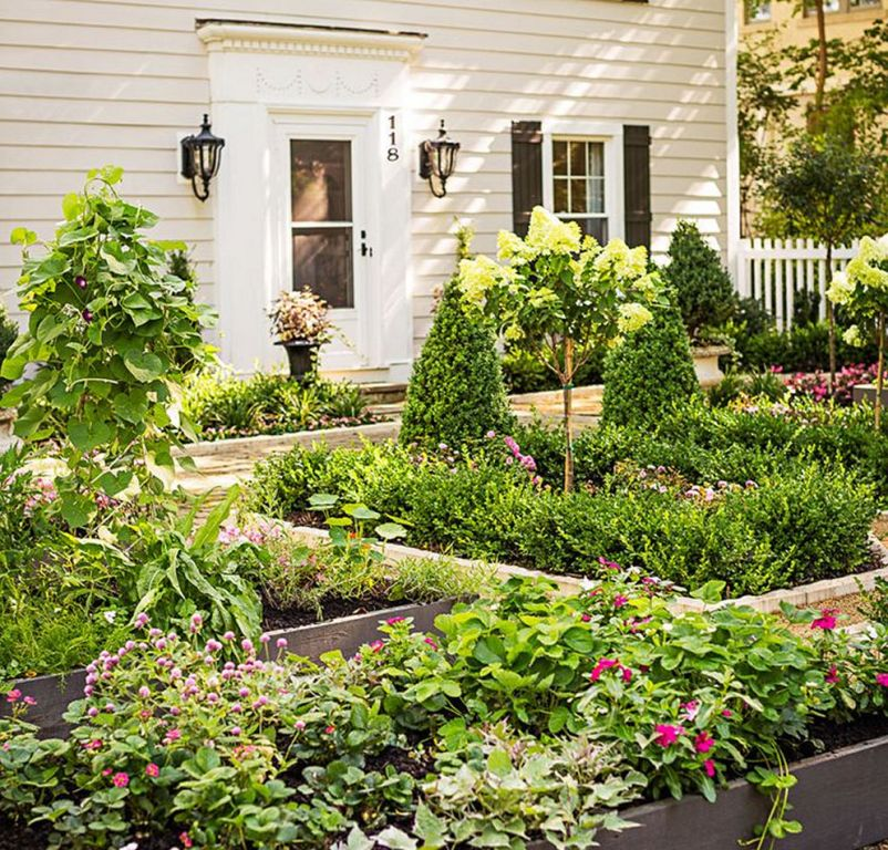 Modern Front Yard Decorating Ideas Front Yard Landscaping Tips 15