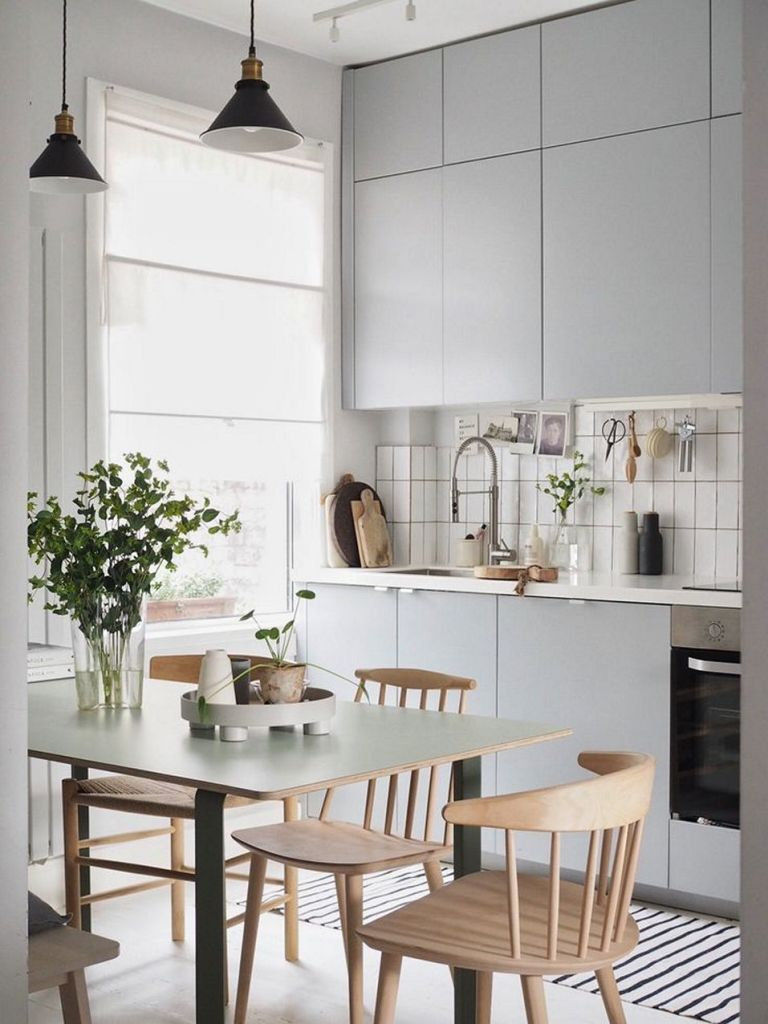 The most efficient ideas for modern kitchen designs 8