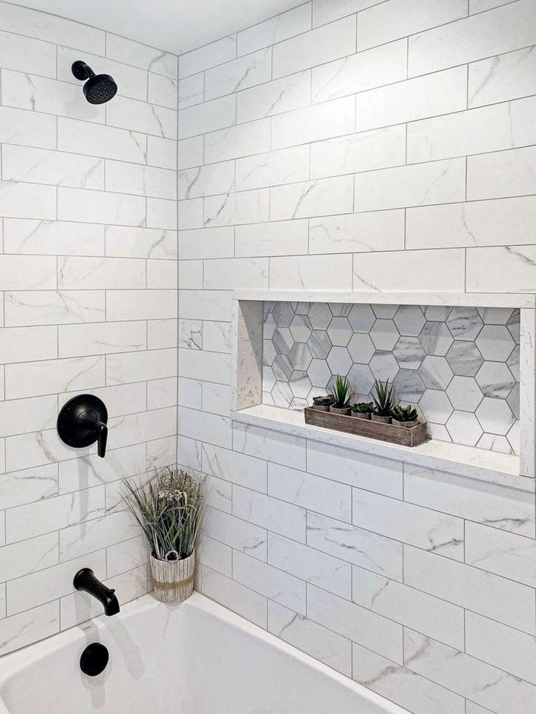 Small bathroom ideas to make it feel spacious 22