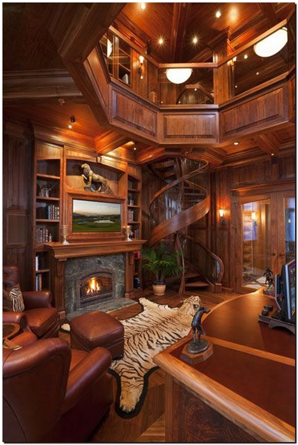 50 beautiful and creative staircase designs for your home 49