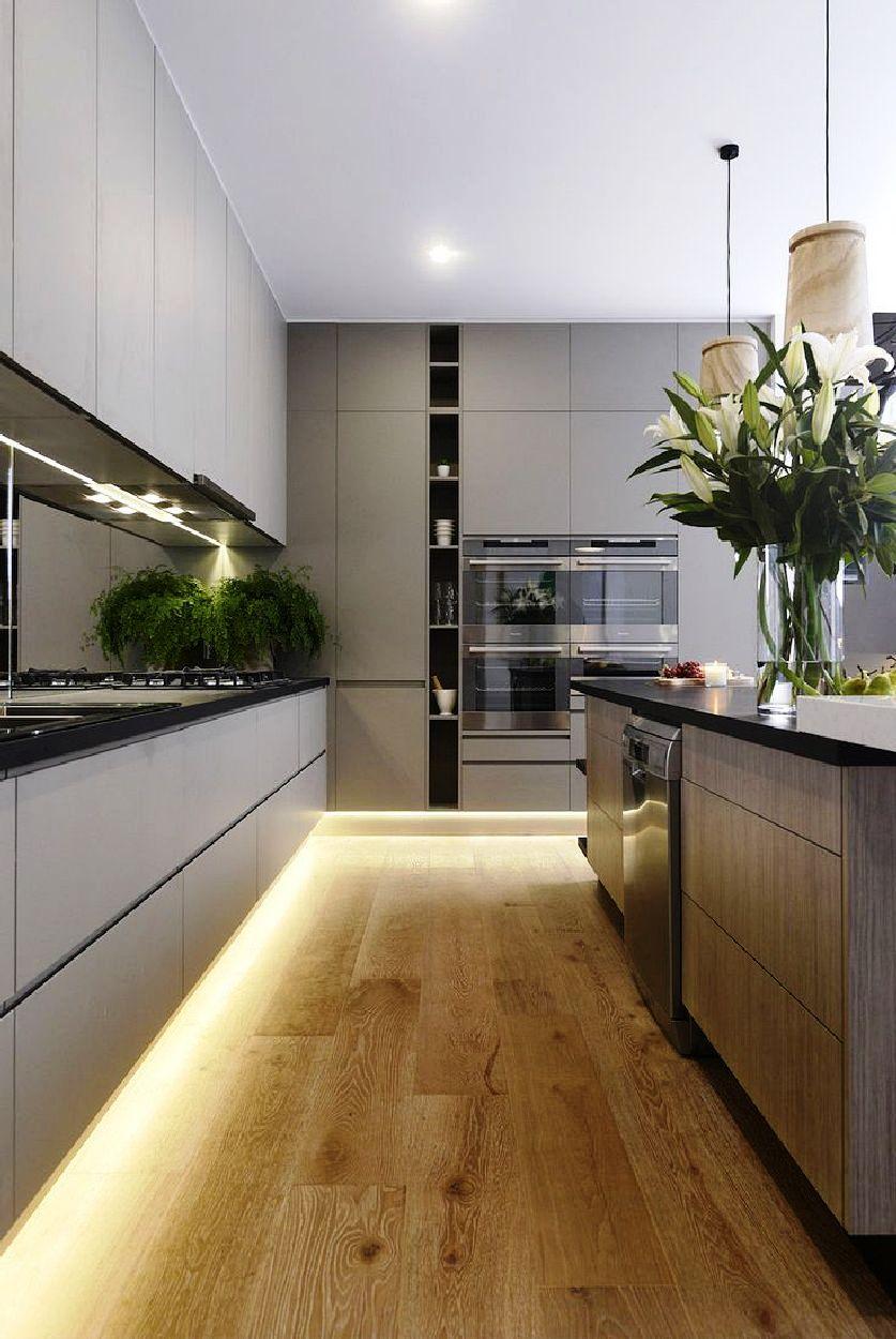 Affordable modern kitchen design for new luxury interior 5