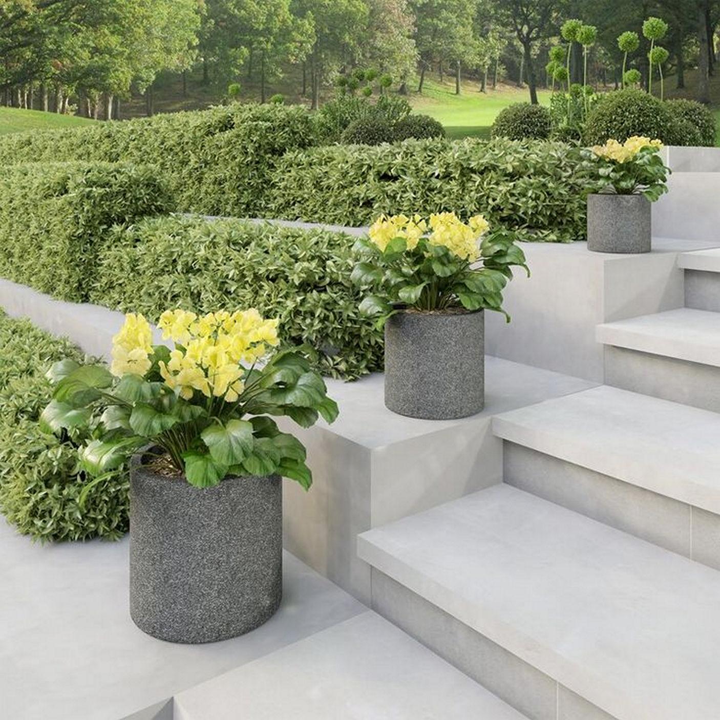 Fantastic concrete planter ideas will be 27 years ago