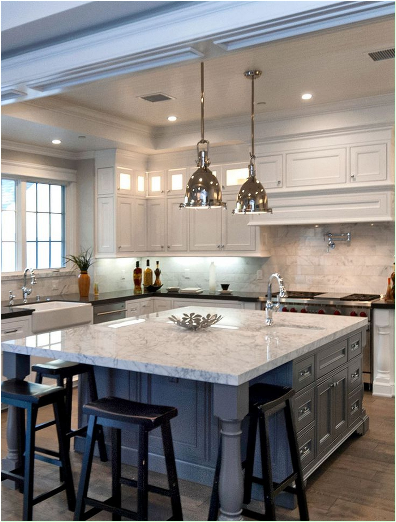 30 extraordinary kitchen design ideas to beautifully copy for the heart of your home 22