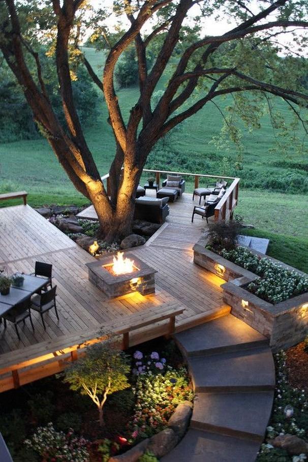 30+ ultimate decks for outdoor patio design ideas 20