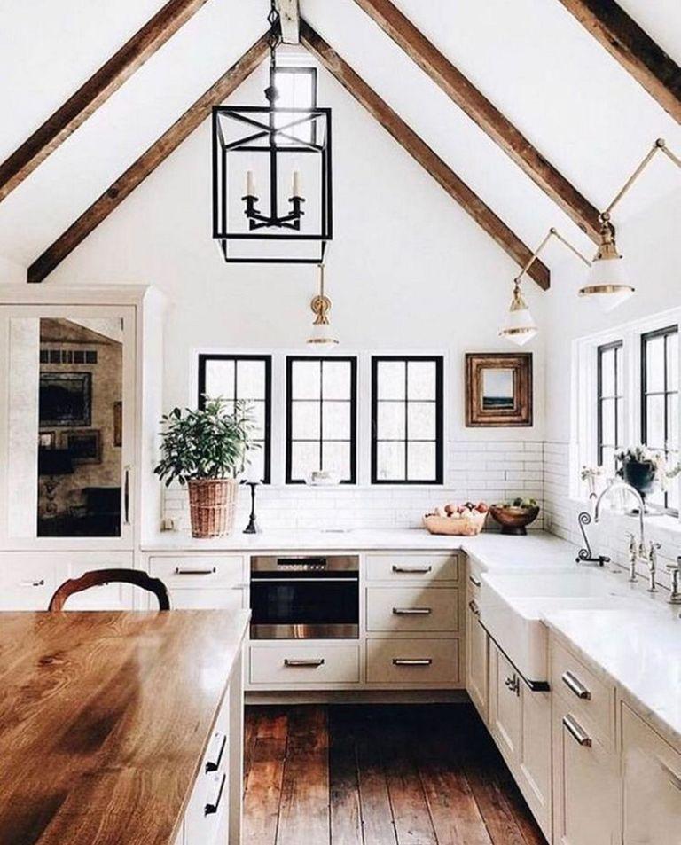 Perfect design ideas for modern farm kitchens that make the best farm kitchen 20.  create