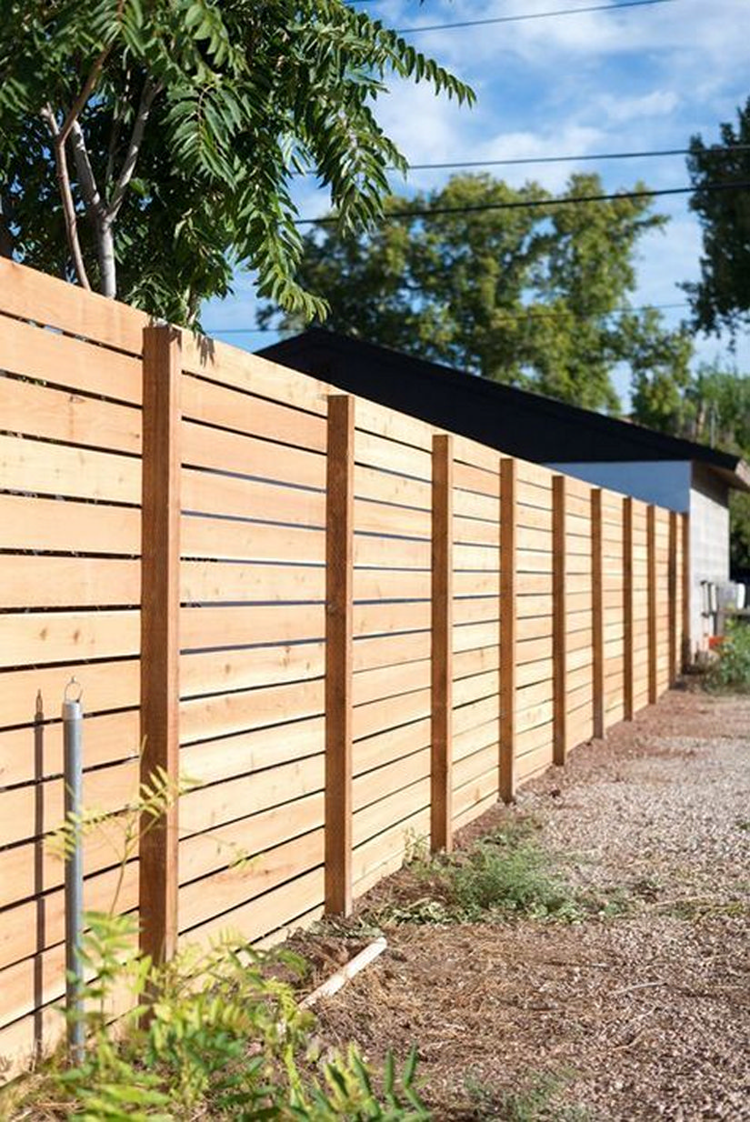 Beautiful Modern Fence Designs, How To Decide A Design For A Fence Or Gate 24