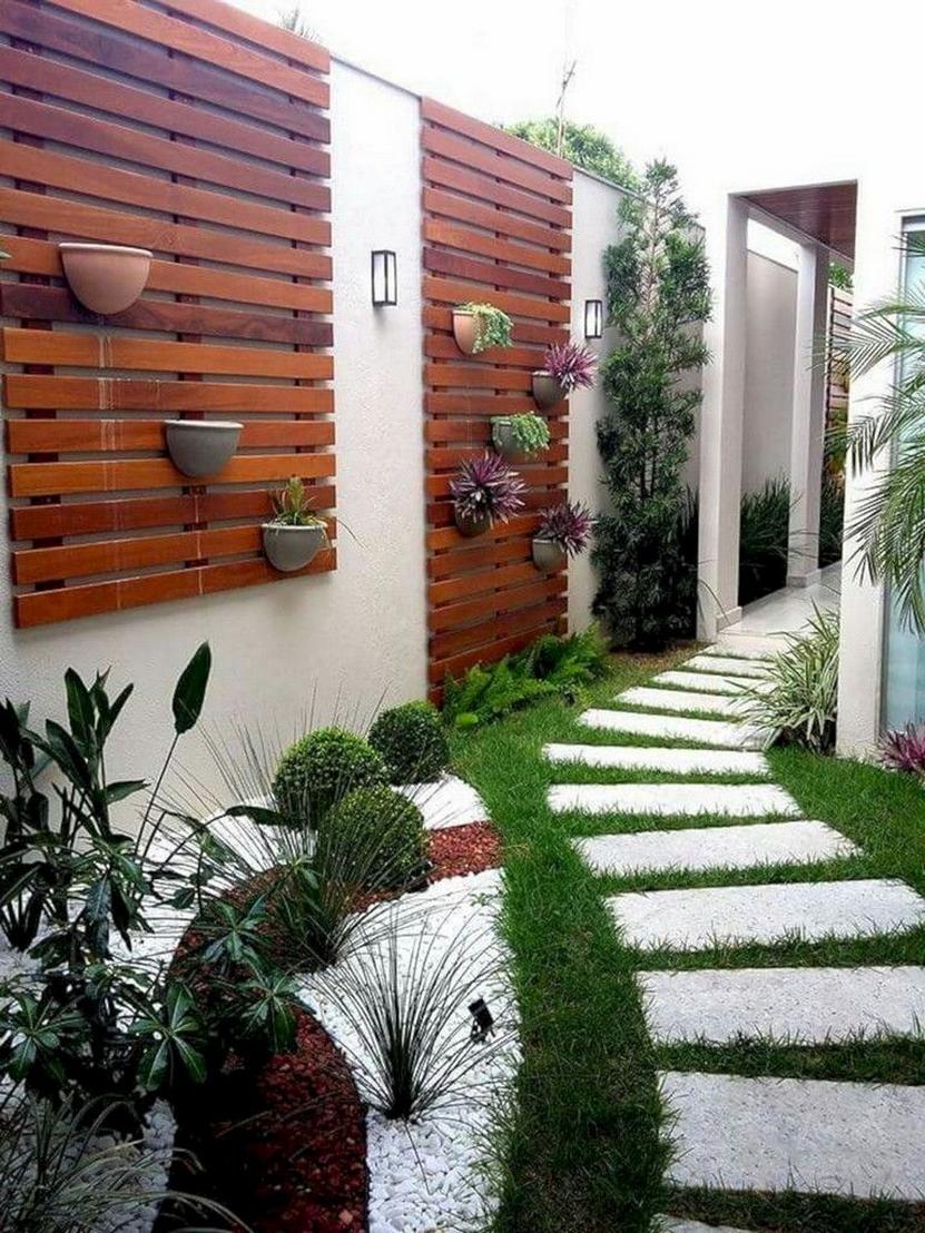 35 inspiring little garden ideas for a cozy outdoor area 3