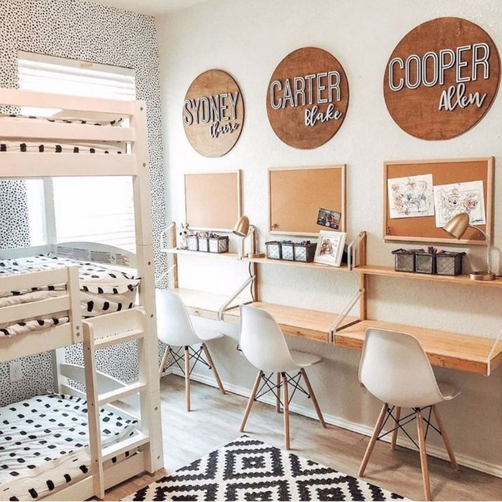 35 inspiring workspace with cork wall 1