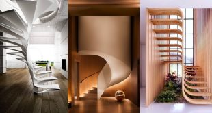 51 Stunning Staircase Design Ide