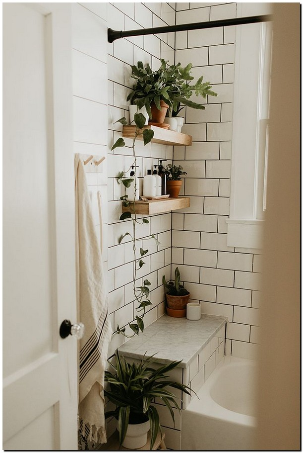 40+ stunning design ideas for small bathrooms 36