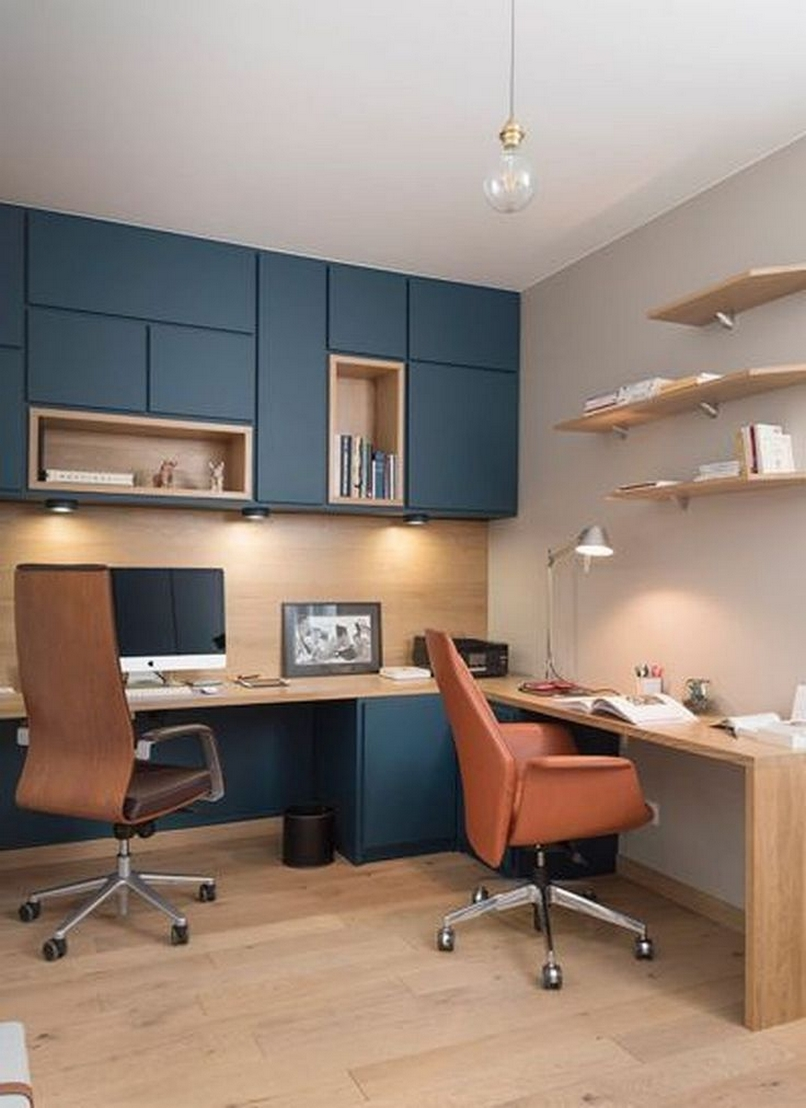 43 great modern design ideas for the home office 1