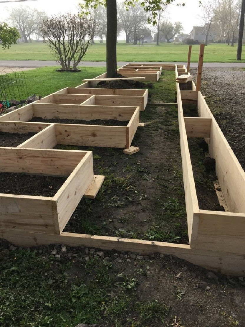 45 Great DIY Ideas For Raised And Enclosed Garden Beds For Your Outdoor Garden 45
