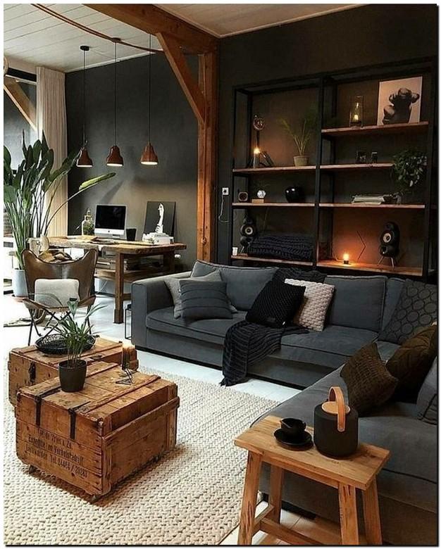 45 beautiful interior design for modern living room 14
